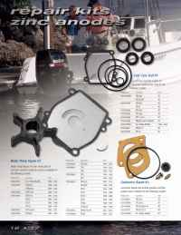 Suzuki - 2004 repair kits anodes