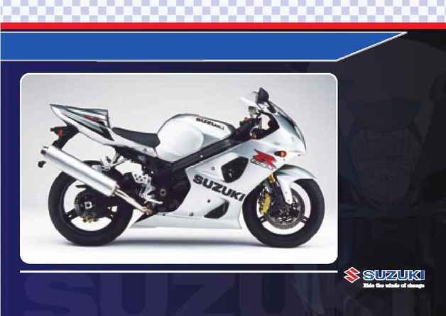 Suzuki - Suzuki Brochure 50
