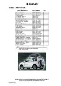 Suzuki - Jimny SN 413