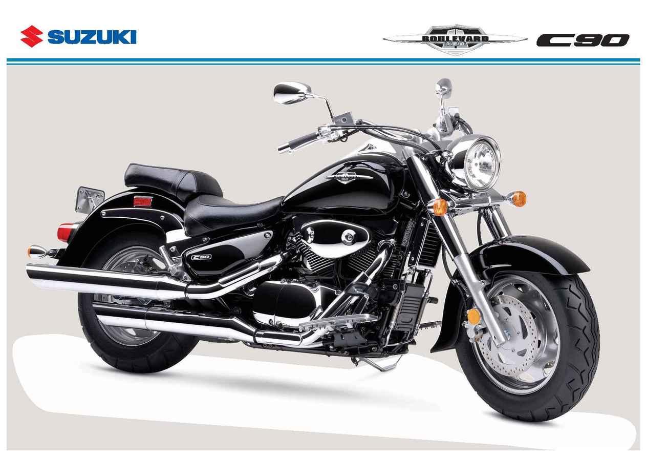Suzuki - C90K6