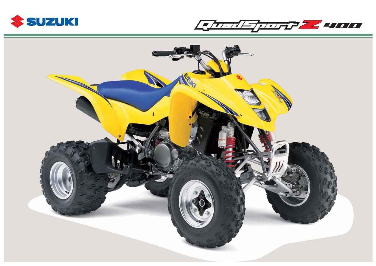 Suzuki - LT Z 400 K 6