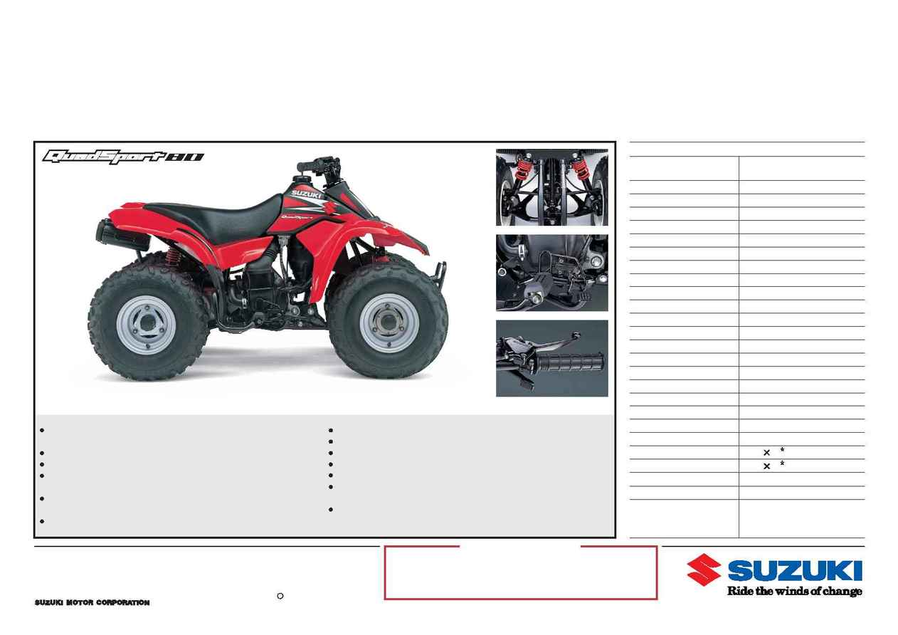 Suzuki LT 80 K 6 (Page 2) - Free Online Doc
