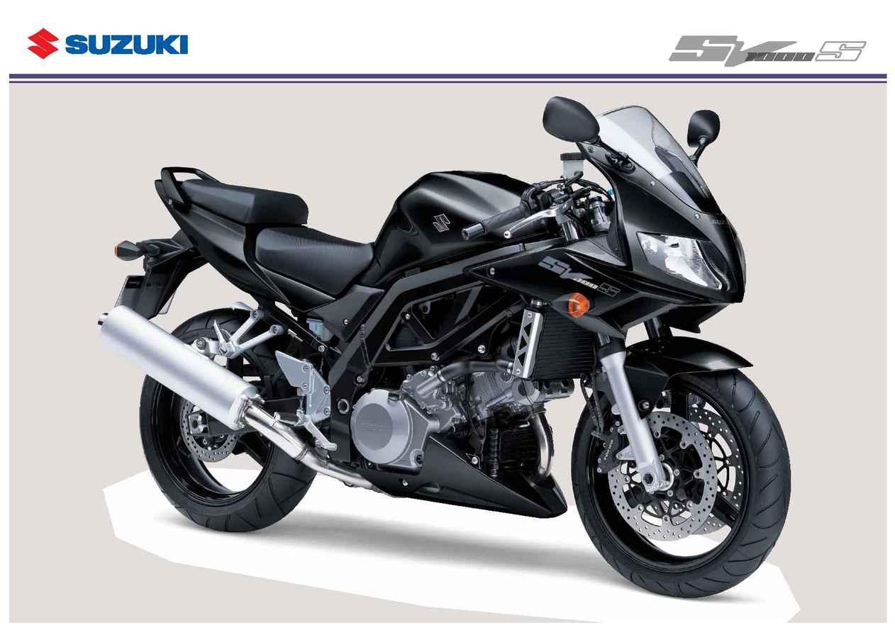Suzuki - SV 1000 SK 6