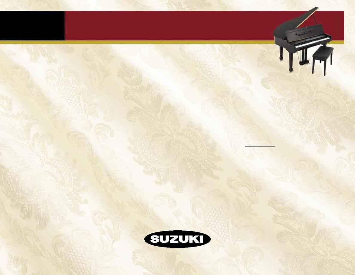 Suzuki - informationnelle