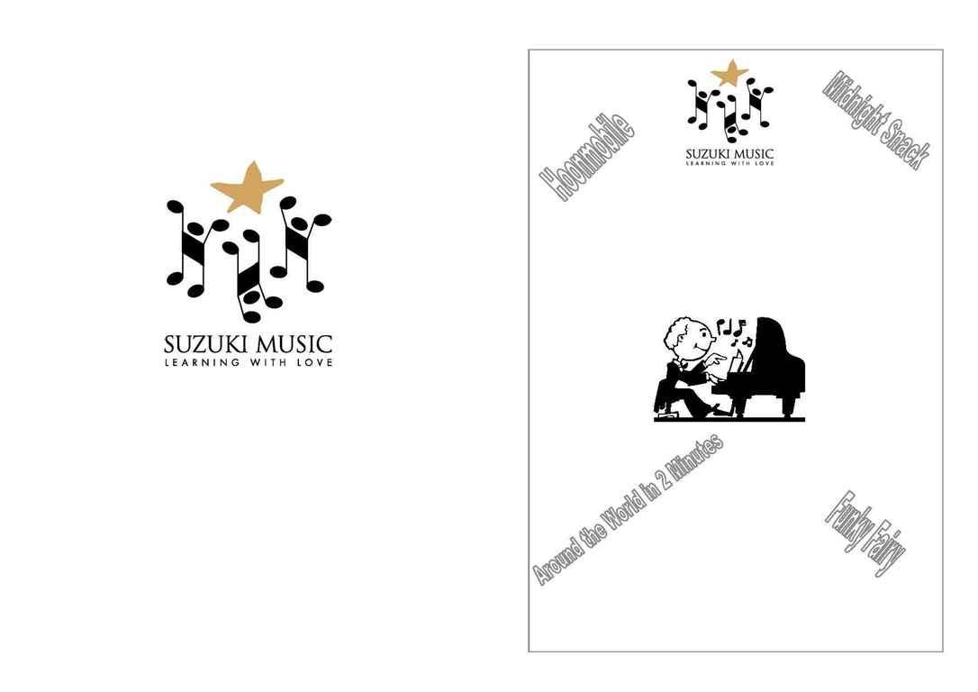 Suzuki - Keyboards Kool Term 32005