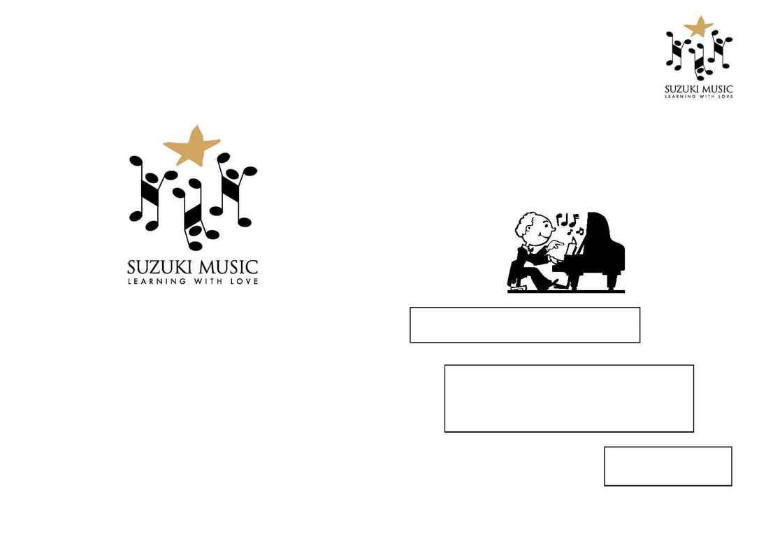 Suzuki - Keyboards Kool Terms 3 and 4 2007