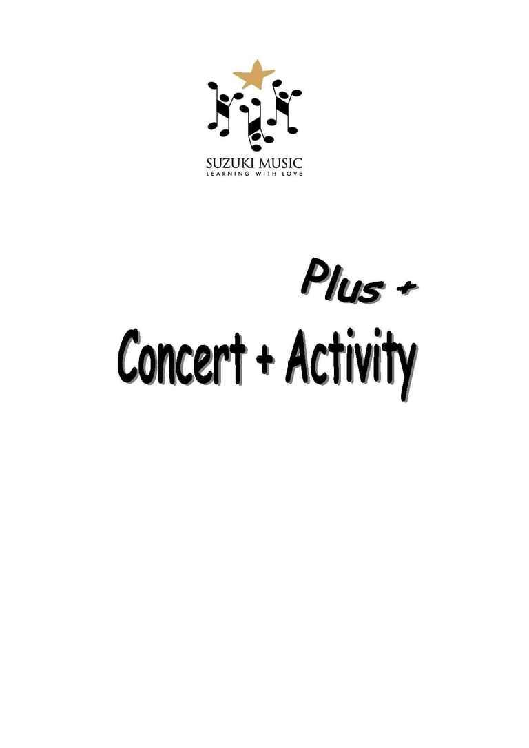 Suzuki - concertsplus