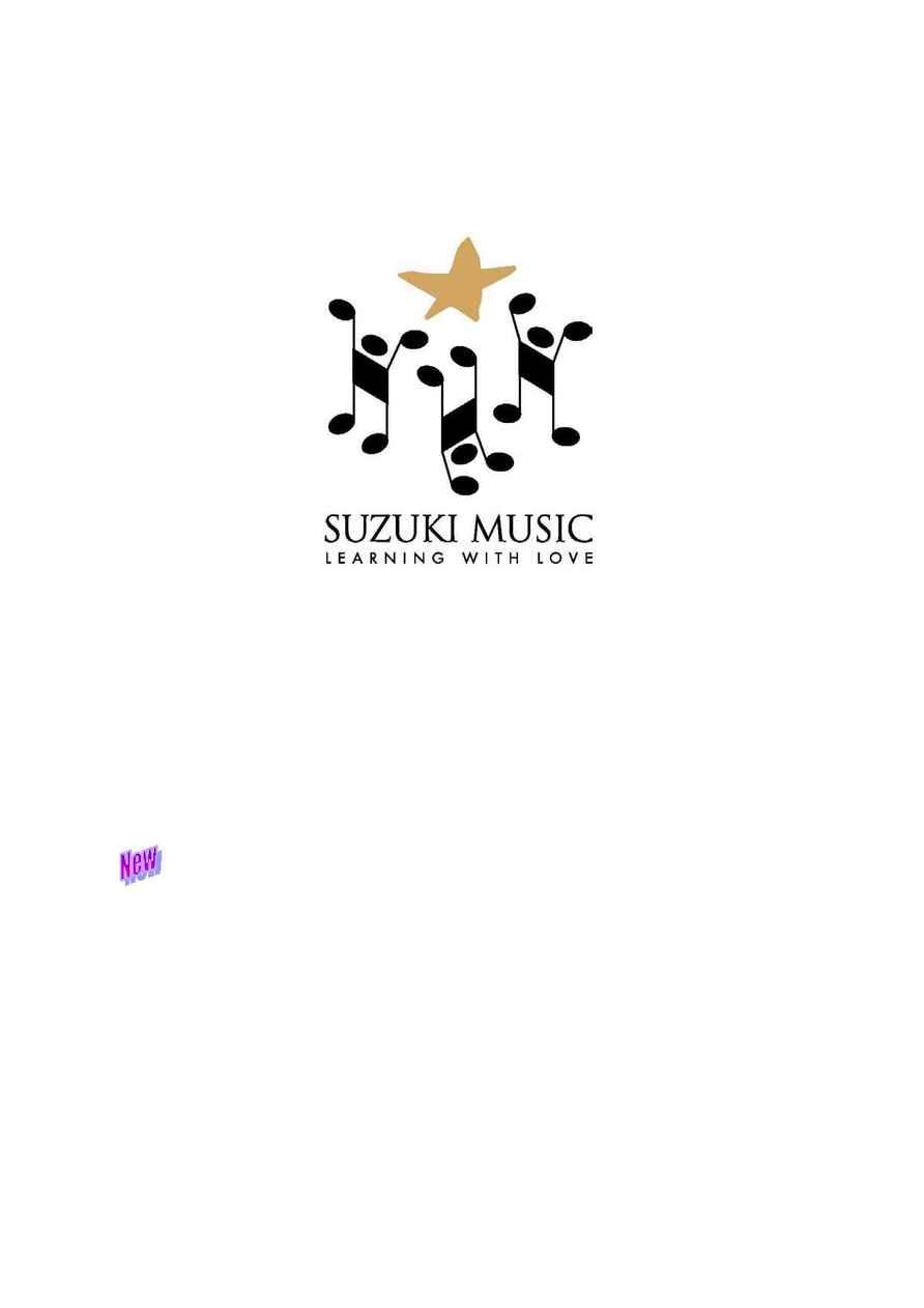 Suzuki - Grad Concert 2004 Poster