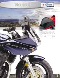 Suzuki - 2002 bandit
