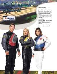Suzuki - 2002 style performance