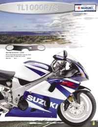 Suzuki - 2002 tl 1000