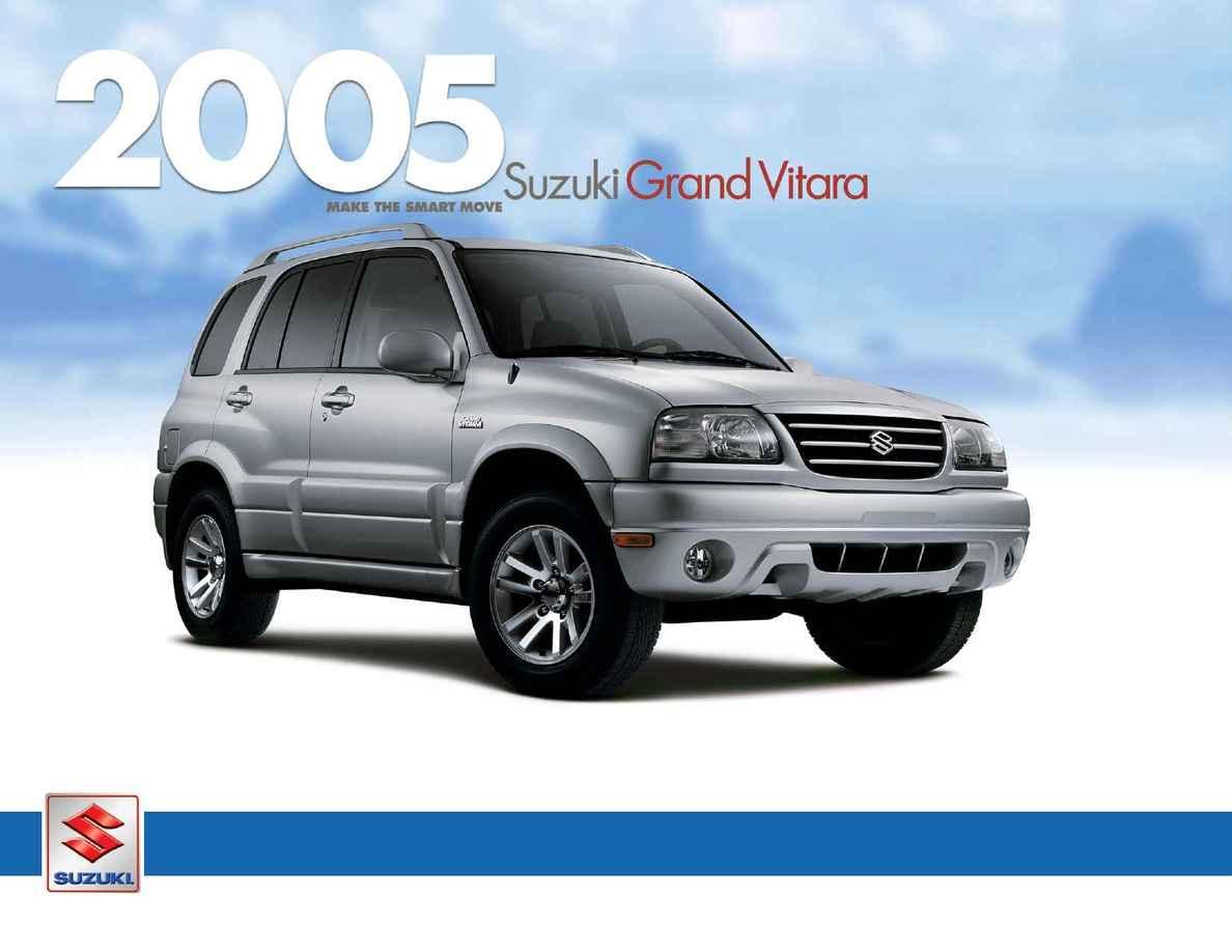 Suzuki - 05 grand vitara