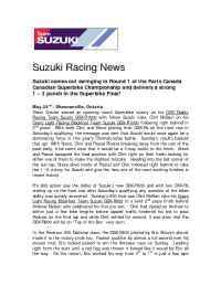 Suzuki - CCG 05 04 E