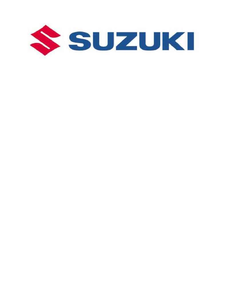 Suzuki - ADS AAM Auto 04 03 19