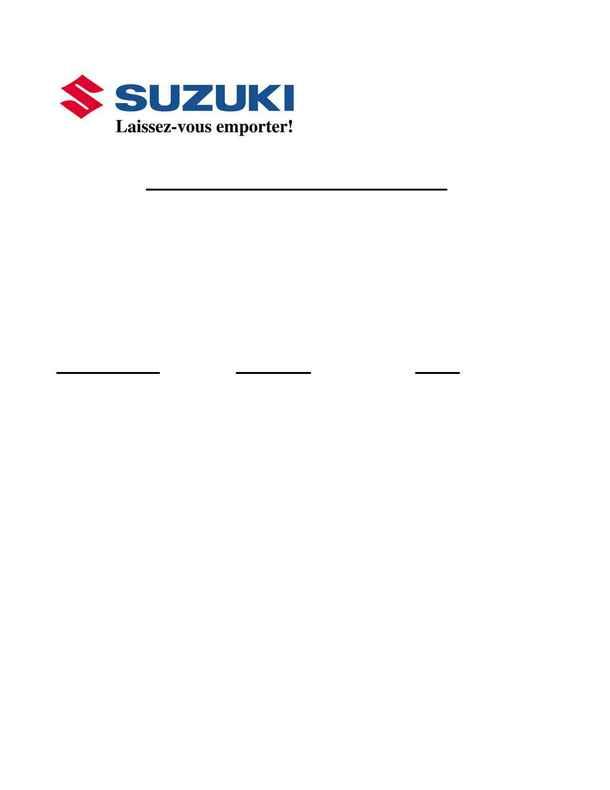 Suzuki - 2002 Corporate Demo Days Fr 1