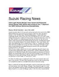 Suzuki - MA 59 03 E