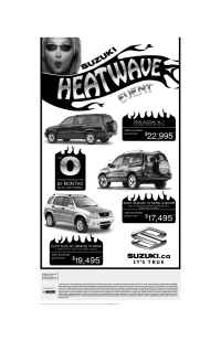 Suzuki - HEAT WAVE June English
