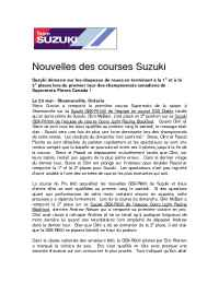 Suzuki - CCG 05 04 F