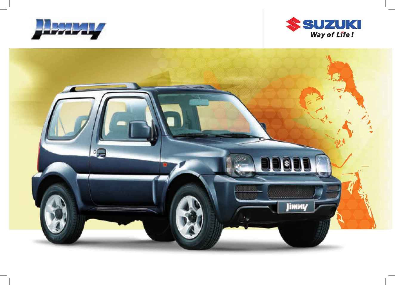 Suzuki - jimny bro