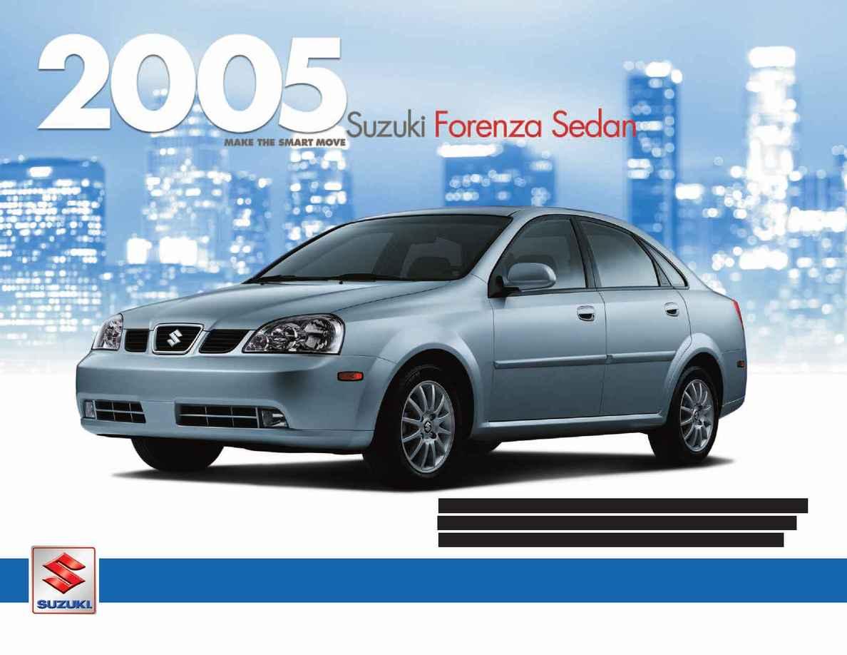 Suzuki - 05 forenza