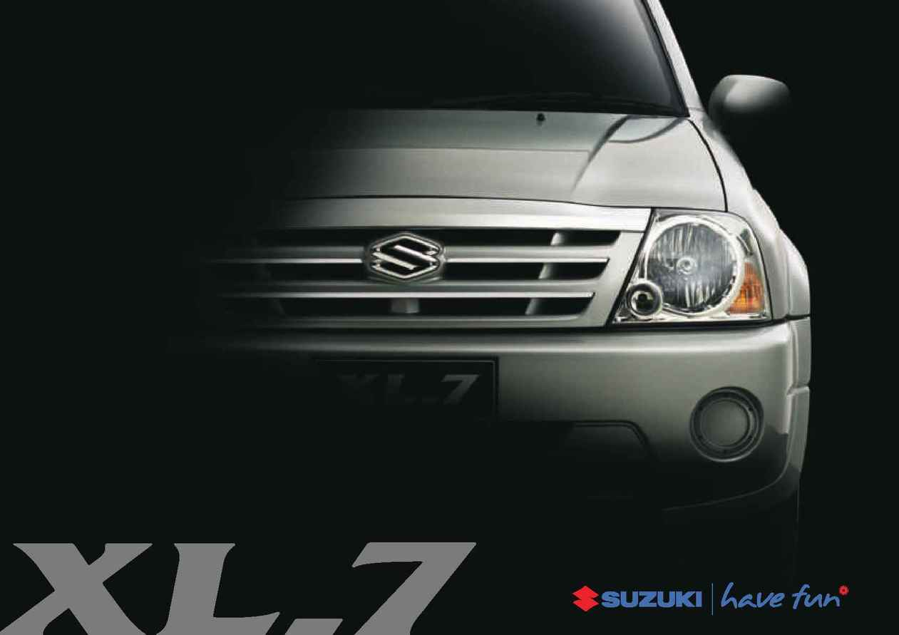 Suzuki - xl 7 bro