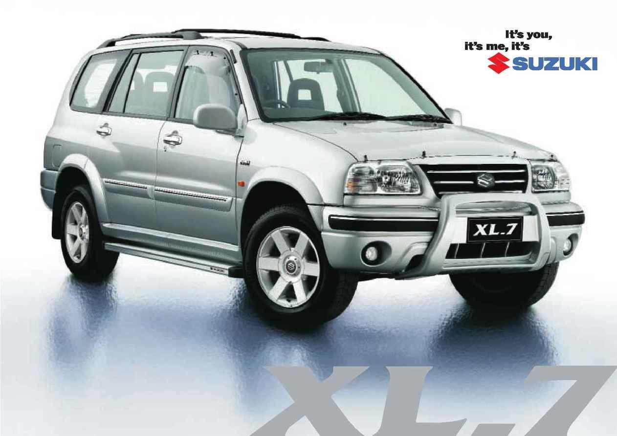 Suzuki - XL 7 ACC