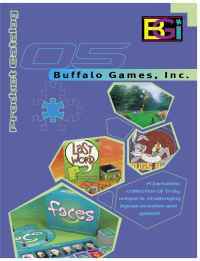 Buffalo games - BGI 2005
