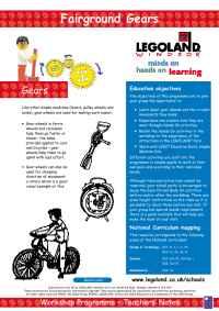 Lego - Fairground Gears