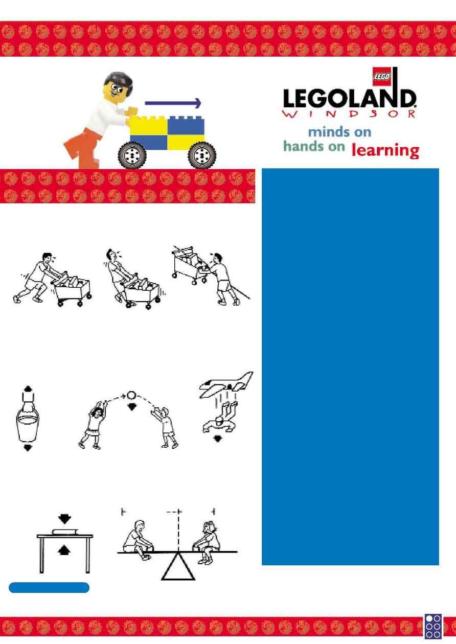 Lego - Get Moving