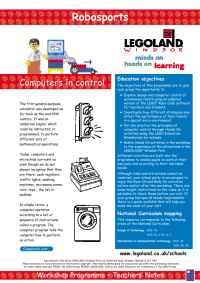 Lego - Robosports