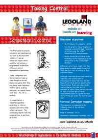 Lego - Taking Control
