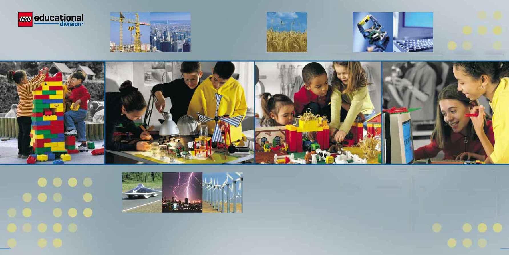Lego - Image brochure