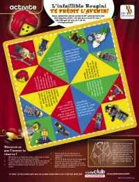 Lego - fortune teller