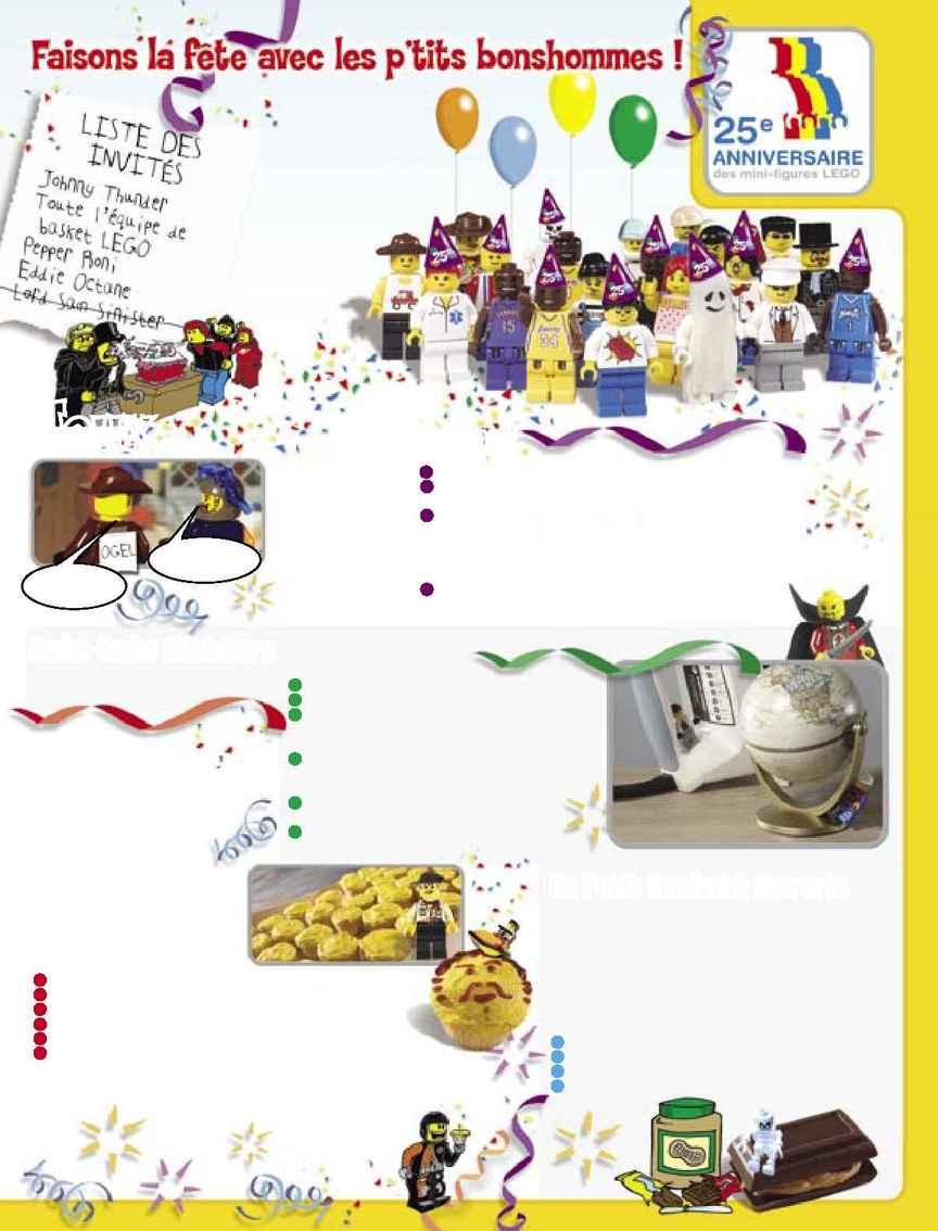 Lego - minifigs