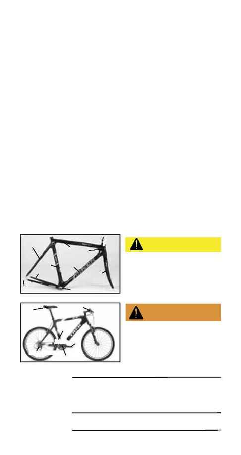 Trek Bicycle Corporation - 04 bike owners manual fr