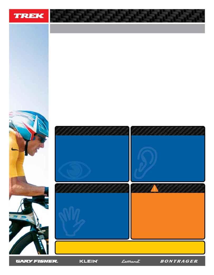 Trek Bicycle Corporation - 06 TK Carbon Care Flyer