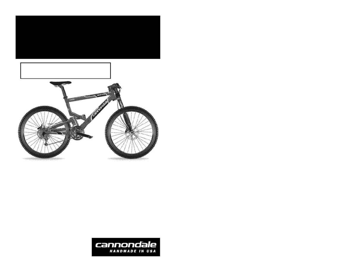 Cannondale Bicycle Corp. - 114608