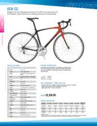 Giant bicycles - OCRc2