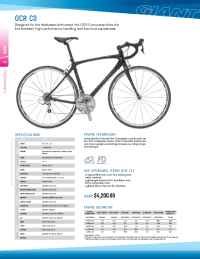 Giant bicycles - OCRc0