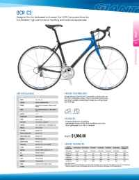 Giant bicycles - OCRc3