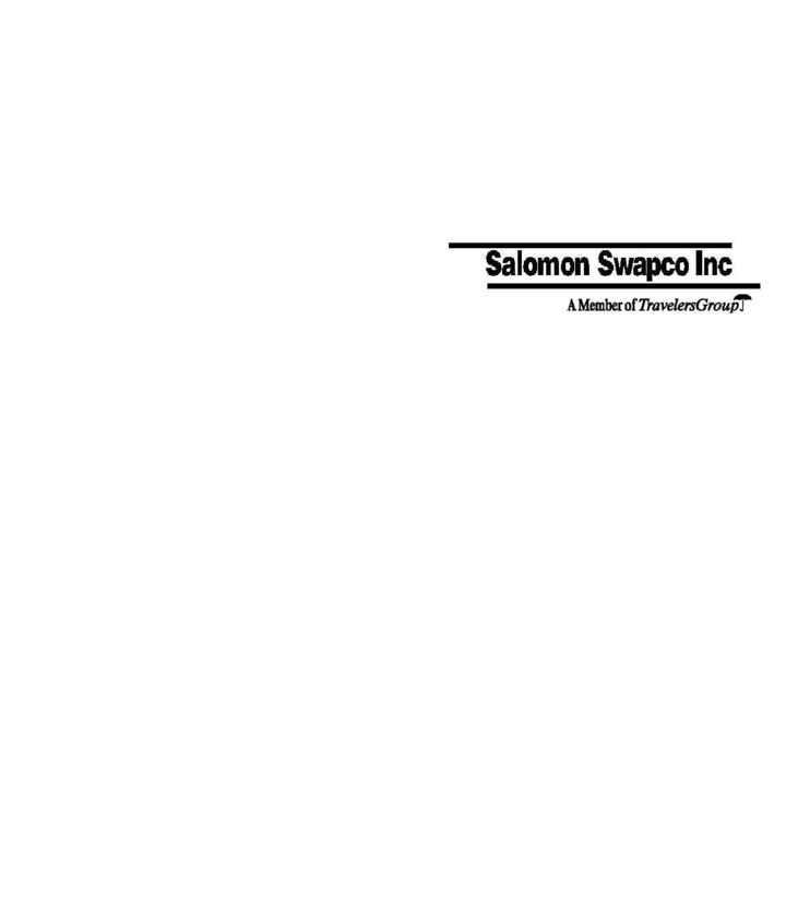 Salomon - IR 98 1 Q