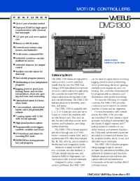 Galil Motion Control - 1300