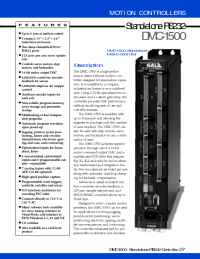Galil Motion Control - 1500