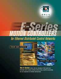 Galil Motion Control - eseries brochure