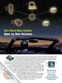 Galil Motion Control - ethernet horizons