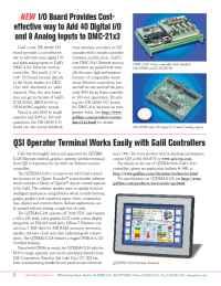 Galil Motion Control - db 28040 qsi