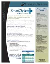 Health Grades - Smart Choice
