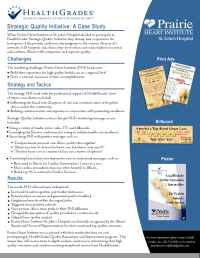 Health Grades - phionesheetnewtagline