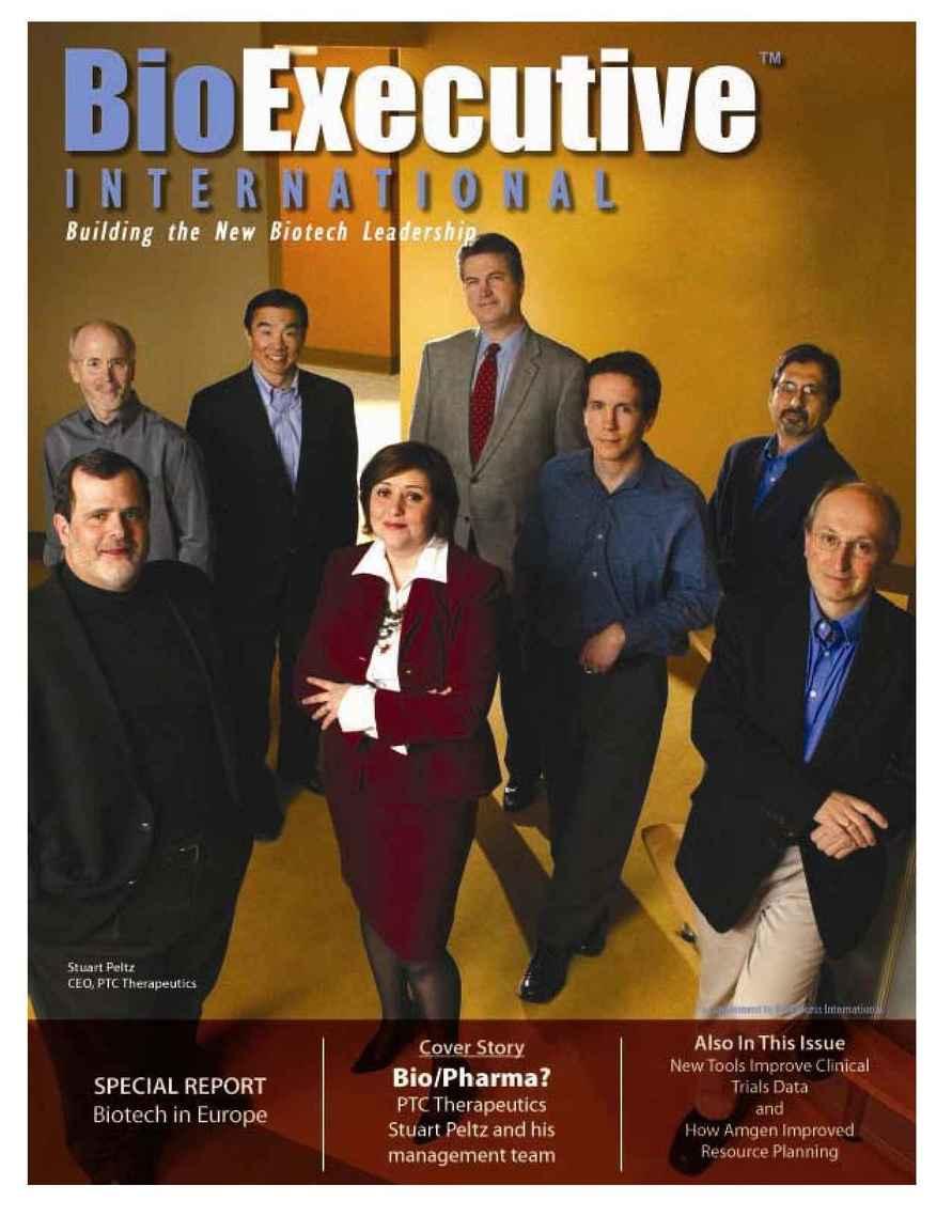 PTC Therapeutics - ptcmay 2005