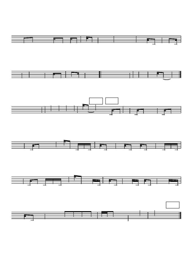 Red Instead - sheet music